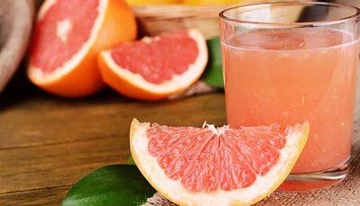 گریپ فروت؛خطرناکترین نوشیدنی برای خوردن دارو