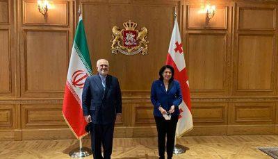 درخواست مساعدت از دولت گرجستان برای کامیونداران ایرانی