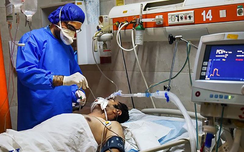 درگذشت ۹۱ بیمار کووید ۱۹ در شبانهروز گذشته/ شناسایی ۶۲۰۸ بیمار جدید در کشور