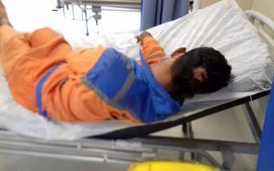 دو کارگر خدماتی شهرداری بندرعباس بر اثر حمله افراد ناشناس مجروح شدند