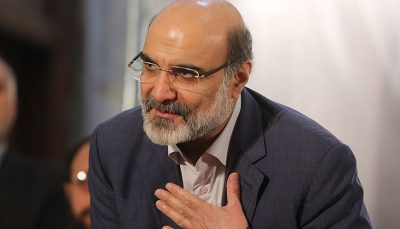 صداوسیما به دلیل اظهارات نسنجیده مهمان شبکه چهار از رییس جمهور عذرخواهی میکنم رئیس صداوسیما: به دلیل اظهارات نسنجیده مهمان شبکه چهار از رییس جمهور عذرخواهی میکنم