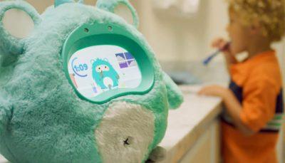 ربات هوشمندی که کودکان را به چالش میکشد کودکان, ربات هوشمند