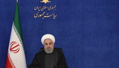 روحانی دولت دوازدهم مسیر را برای دولت بعدی هموار میکند خلیج فارس, روحانی
