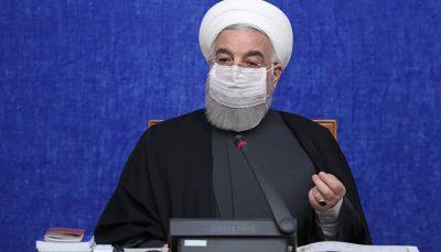 روحانی راهپیمایی ۲۲ بهمن امسال نمادین خواهد بود راهپیمایی ۲۲ بهمن, روحانی