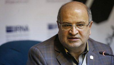 زالی فاصلهگذاری اجتماعی در تهران رو به کاهش است کرونا, تهران, زالی