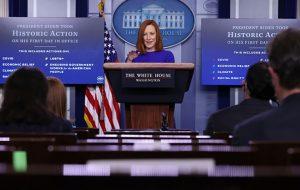 سخنگوی کاخ سفید برجام از محورهای نخستین مذاکرات بایدن با رهبران جهان خواهد بود پیشنهاد سردبیر