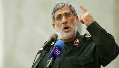 سردار قاآنی: ممکن است از داخل آمریکا پاسخ ترور شهید سلیمانی را بدهند