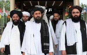 سفر هیأت طالبان به ایران آرشیو