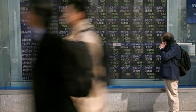 سهام آسیا اقیانوسیه رشد کردند 1 سهام آسیا اقیانوسیه