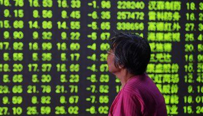 سهام آسیا اقیانوسیه رشد کردند سهام آسیا اقیانوسیه