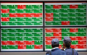 سهام آسیا اقیانوسیه نوسان کردند اقتصادی