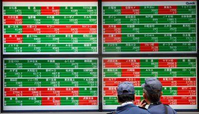 سهام آسیا اقیانوسیه نوسان کردند سهام آسیا اقیانوسیه