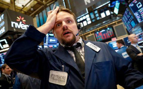 سهام والاستریت با اولین سقوط سنگین خود در ۲۰۲۱ روبرو شد سهام والاستریت