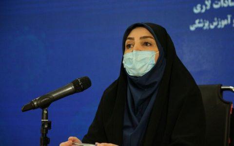 سیما سادات لاری: رعایت پروتکلهای بهداشتی کاهش یافته است / کمترین میزان رعایت در تهران، خوزستان، سیستان و بلوچستان و مازندران