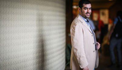 شهاب حسینی در نقش فیزیکدان ایرانی ظاهر میشود شهاب حسینی