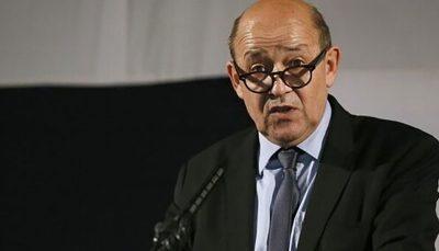 فرانسه ایران باید فوراً تعهدات هستهای خود تحت برجام را از سر بگیرد ایران, فرانسه, برجام