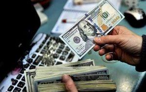 قیمت جدید دلار و دیگر ارزها در صرافی ; چهارشنبه 17 دی 99