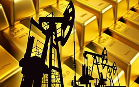 قیمت جهانی طلا و نفت امروز ۹۹/۱۰/۱۶