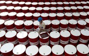 قیمت جهانی نفت امروز برنت ۵۷ دلار و ۳۷ سنت شد اقتصادی