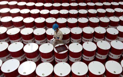 قیمت جهانی نفت امروز برنت ۵۷ دلار و ۳۷ سنت شد قیمت نفت, قیمت جهانی نفت