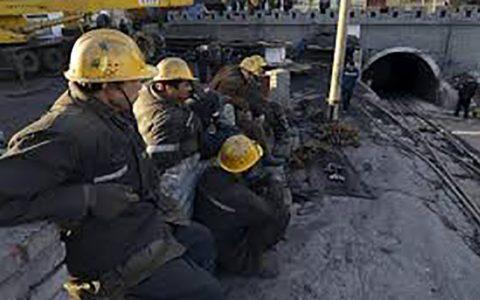 محبوس شدن ۲۲ تن از معدنچیان در شرق چین انفجار در معدن طلا, شرق چین
