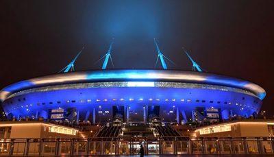محل برگزاری فینال لیگ قهرمانان اروپا 22 2021 مشخص شد استادیوم خانگی زنیت, لیگ قهرمانان اروپا
