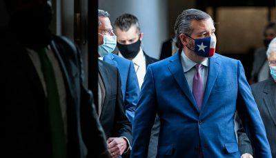 مخالفت 11 سناتور جمهوریخواه آمریکایی با اعلام پیروزی بایدن در سنا سناتور جمهوریخواه آمریکایی, سنا, بایدن