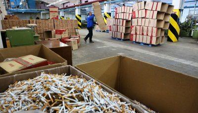 شرکت دخانیات ۶۰ درصد بازار دخانیات کشور در اختیار دو شرکت خارجی فعال در ایران است