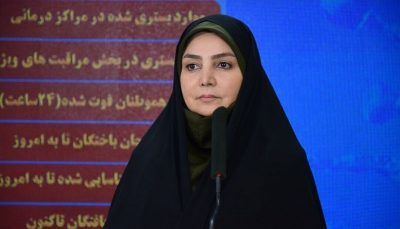 موارد شناسایی شده کرونا در ایران از ۱.۳ میلیون نفر گذشت درگذشت ۹۷ بیمار دیگر آمار کرونا, کرونا