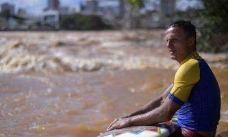 موج سواری در رودخانه برزیل رودخانه برزیل, موج سواری