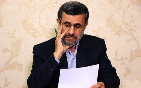 نامه احمدی نژاد به روحانی جلوی جنگ را بگیرید احمدی نژاد, جنگ, روحانی
