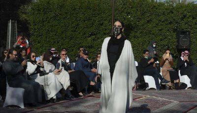 نمایش مد لباس زنان عربستان نمایش مد لباس زنان, عربستان
