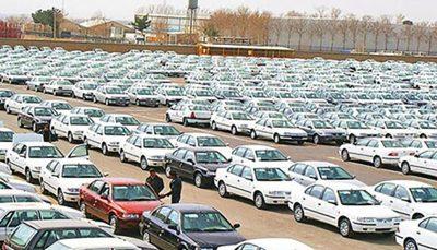 بازار طوفانی خودرو/ نوسان شدید قیمت خودروهای داخلی