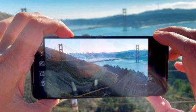 نگاهی به فناوری دکمه مجازی اولتراسونیک در گوشی هوشمند