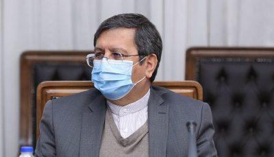 همتی پیگیری حقوقی برای استفاده از منابع مسدود شده در کره آغاز شده است مسدود شدن پول ایران, همتی, کره جنوبی
