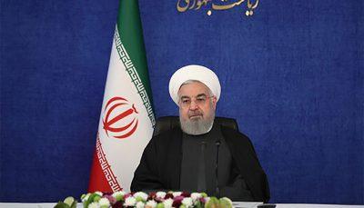 واکنش روحانی به حمله طرفداران ترامپ به ساختمان کنگره آمریکا