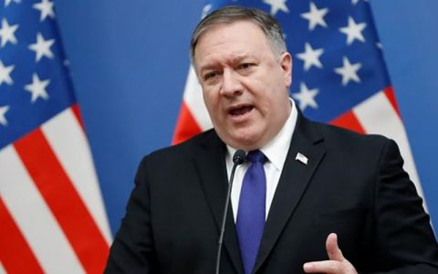 پامپئو، ایران را به دست داشتن در حملات سایبری علیه کشورش متهم کرد ایران, پامپئو, حملات سایبری