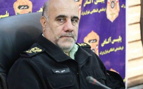 پلیس با خاموشی معابر تهران به شدت مخالفیم خاموشی معابر تهران, پلیس