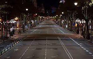 پلیس شهرهای آبی محدودیت تردد شبانه ندارند بازتاب تی وی