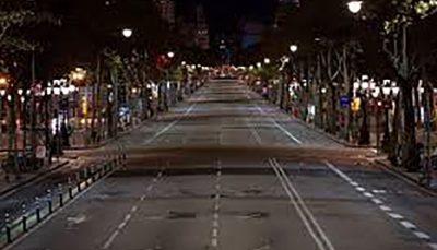 شهرهای آبی محدودیت تردد شبانه ندارند