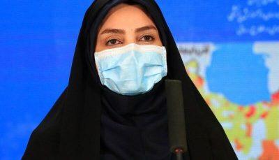 کرونا جان ۹۶ نفر دیگر را در ایران گرفت آمار کرونا, کرونا