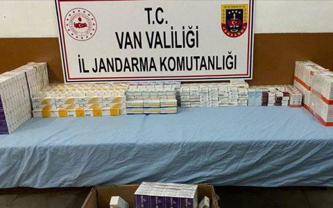 کشف داروی قاچاق ساخت ترکیه نزدیک مرز ایران کشف داروی قاچاق, مرز ایران