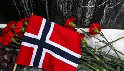 کشف ۷ جسد در محل رانش زمین در نروژ