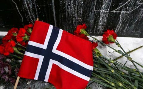 کشف ۷ جسد در محل رانش زمین در نروژ نروژ, رانش زمین, کشف جسد