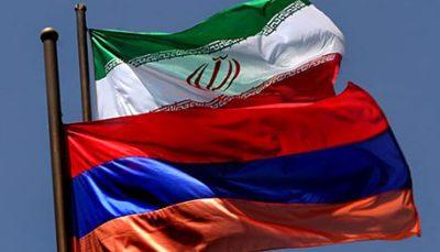گزارش توئیتری وزیر امور خارجه در پایان سفر به ایروان