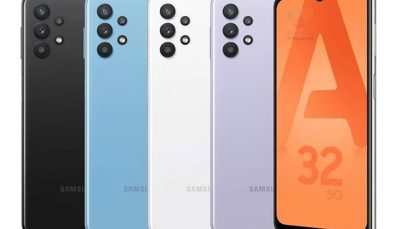 گلکسی ای ۳۲ احتمالا ارزانترین گوشی 5G سامسونگ خواهد بود گلکسی اس ۳۲, سامسونگ