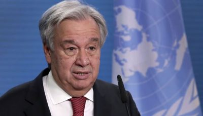 گوترش از دبیرکلی سازمان ملل کنار میرود؟ سازمان ملل, گوترش
