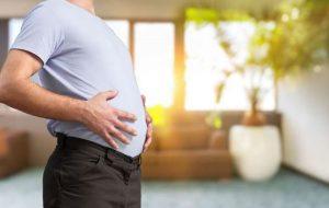 یک علت باورنکردنی برای چاقی شکمی سبک زندگی