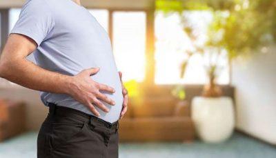 یک علت باورنکردنی برای چاقی شکمی