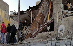 یک کشته و 4 مصدوم بر اثر انفجار گاز در البرز حوادث